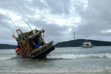 Cứu kéo tàu cá của ngư dân Kiên Giang gặp nạn