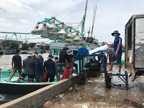 Bình Thuận: La Gi cho phép tàu cá 15m được vươn khơi trở lại