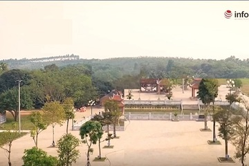 Đền Lăng Sương – Ngôi đền đầu tiên thờ Đức Thánh Tản Viên Sơn Tinh