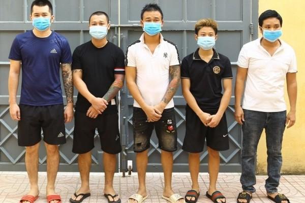 Triệt phá 2 nhóm tín dụng đen phá tài sản, tra tấn 'con nợ' ở Hà Tĩnh