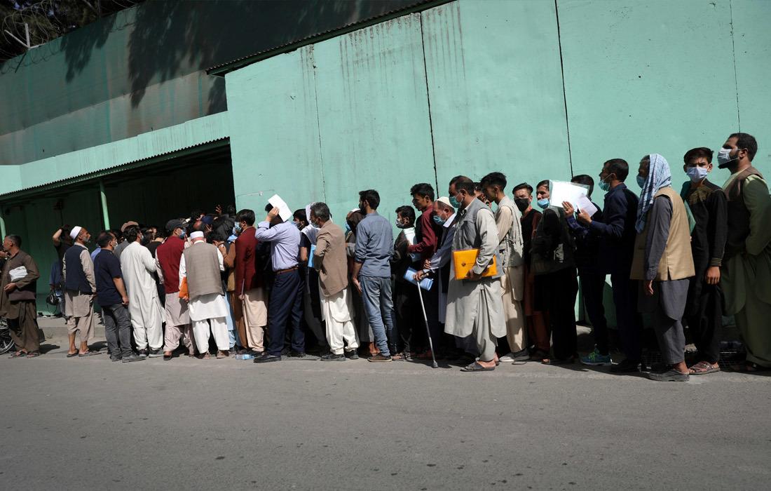 Khung cảnh Afghanistan sau khi Taliban chiếm đóng