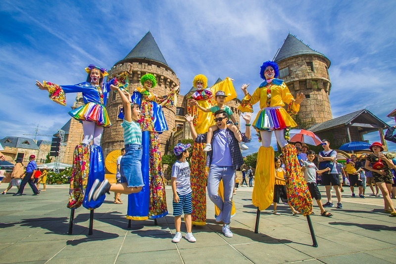 Sun World – Tấm vé tốc hành đưa Việt Nam gia nhập thế giới giải trí toàn cầu