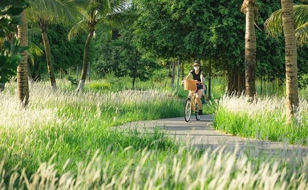 Không gian resort triệu người mơ trong mùa dịch, chỉ cách hồ Hoàn Kiếm 14km