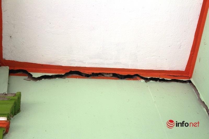 Tường nhà 'há miệng' nguy cơ đổ sụp: Sẽ thuê đơn vị đo rung chấn do mỏ đá, xác định nguyên nhân nứt nhà