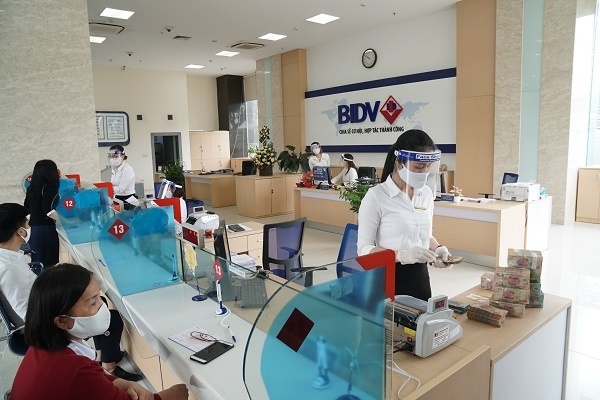 BIDV,giảm lãi suất ngân hàng,hỗ trợ doanh nghiệp,các tỉnh phía Nam