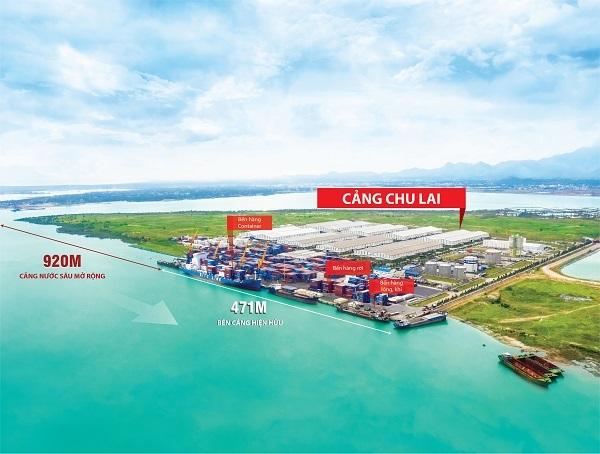 THILOGI mở tuyến vận chuyển quốc tế qua cửa khẩu Nam Giang - Đắc Tà Oọc