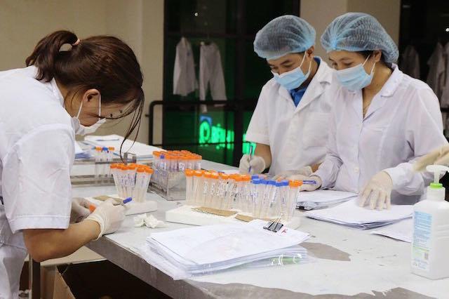 Hà Nội,Covid-19,dương tínhm ca mới,F0,xét nghiệm
