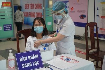 Bị hoãn tiêm vắc xin tại phường, vào viện mạch vẫn nhanh có được tiêm hay không?