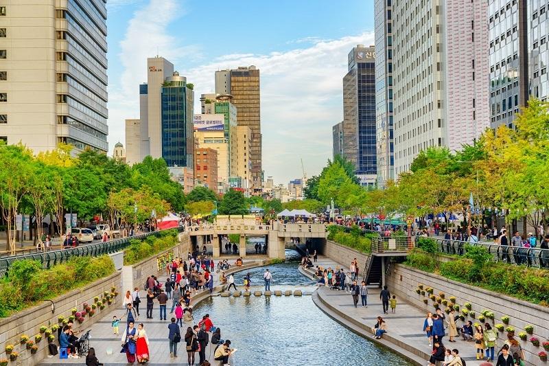 Các đô thị lột xác thế nào khi những dòng sông được hồi sinh?