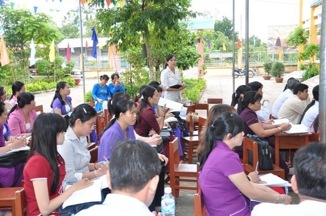 Hà Nội chia sẻ kinh nghiệm xây dựng xã hội học tập hiệu quả