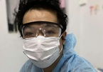 F0 lần thứ 2 vào BV dã chiến: 'Tôi sẽ mang năng lượng tích cực để 'lây nhiễm' cho các bệnh nhân'