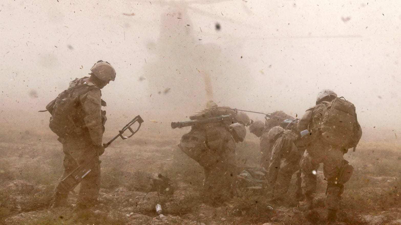 Mỹ biện minh 'chỉ chống khủng bố' ở Afghanistan liệu có thuyết phục?