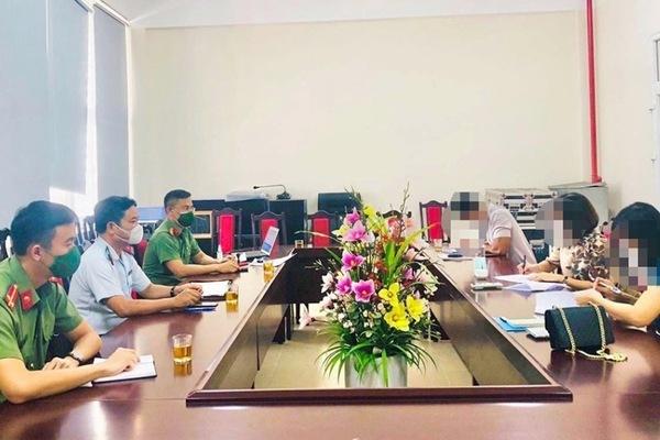 Nghệ An: Phao tin nhảm về giãn cách, 4 người bị phạt 32,5 triệu đồng