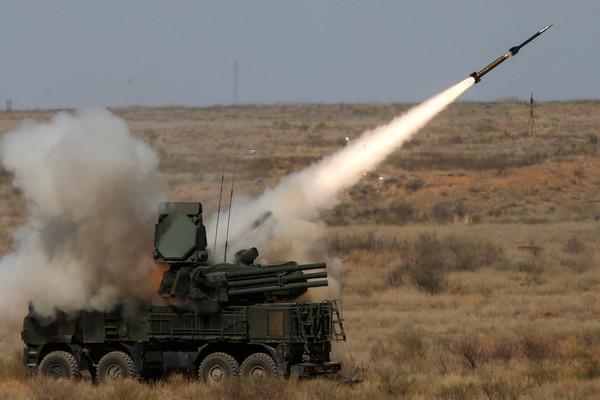 Nga tiết lộ số lượng lớn tên lửa Israel mới bị Syria bắn hạ