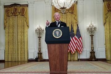 Tổng thống Biden quên câu hỏi của nhà báo và nhầm tên thủ đô Qatar