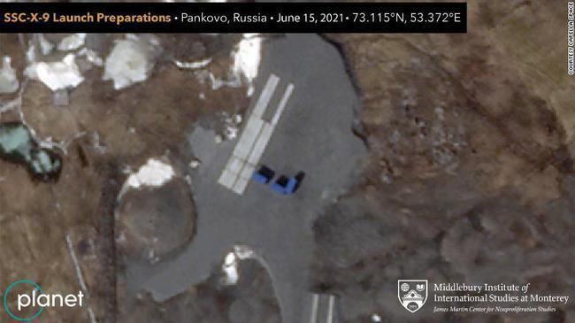 tên lửa hạt nhân,vũ khí Nga