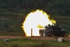 Kết quả ngày thi đấu đầu tiên của nội dung 'Xe tăng hành tiến' tại Army Games 2021