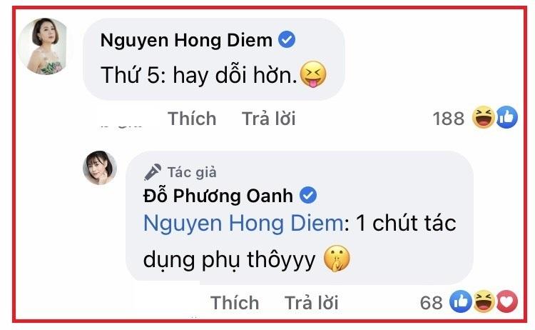 """Bị Hồng Diễm """"bóc phốt"""", Phương Oanh 'ngậm ngùi' thừa nhận 'tác dụng phụ'"""