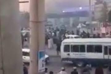 Cháy lớn ở sân bay Kabul giữa lúc Mỹ khẩn trương sơ tán người khỏi Afghanistan