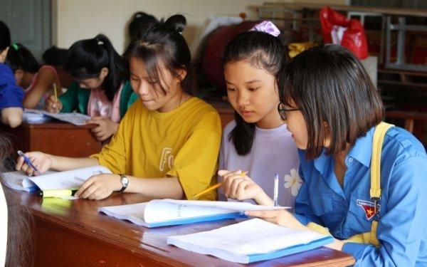 khuyến học,Hà Tĩnh,học sinh khó khăn