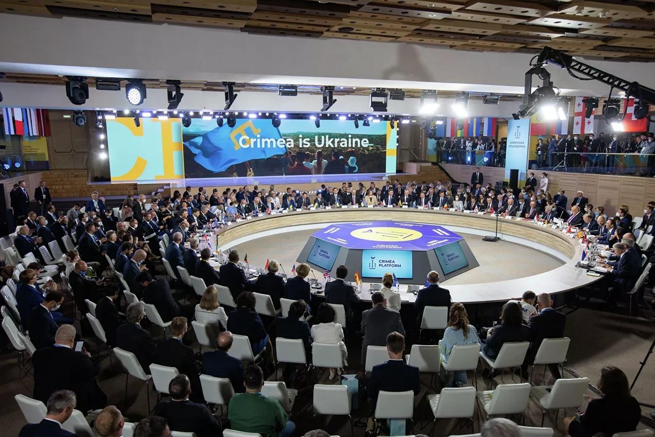 Nga cảnh báo 'nóng' về hội nghị thượng đỉnh 'Nền tảng Crimea' ở Ukraine