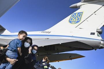 Máy bay Ukraine bị những người không rõ danh tính cướp ở Afghanistan
