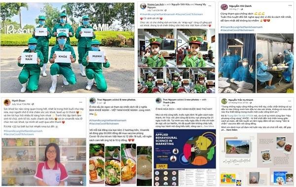 Vinamilk lan tỏa những 'vùng xanh hy vọng', vì một Việt Nam khỏe mạnh