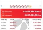 Trúng Jackpot 2, một người ở Yên Bái đã trở thành tỷ phú Vietlott đầu tiên trong tháng 8