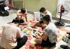 Tụ tập ăn nhậu lúc nửa đêm, 4 thanh niên bị đề nghị xử phạt 60 triệu đồng