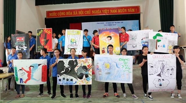 Vĩnh Long: Phấn đấu 100% trường học đạt tiêu chuẩn môi trường văn hóa
