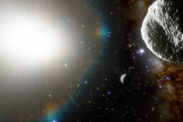 Phát hiện tiểu hành tinh quay quanh Mặt trời nhanh nhất