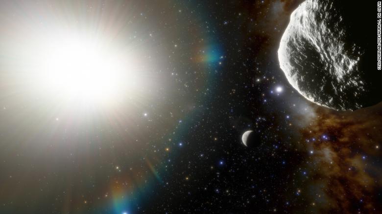 trái đất,tiểu hành tinh