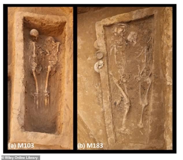 trung quốc,ngôi mộ cổ