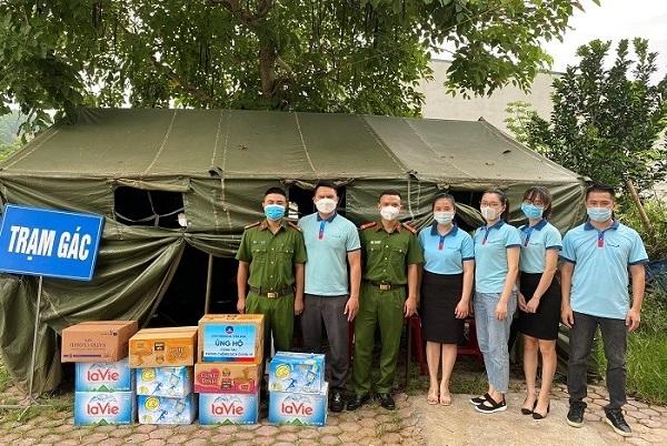 VietinBank tiếp tục dành hơn 27 tỷ đồng hỗ trợ các tỉnh phía Nam phòng, chống dịch
