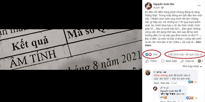 Nghệ sĩ Xuân Bắc chưa bao giờ 'thiếu muối' trên mạng xã hội