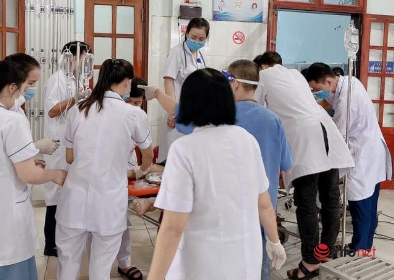 Ba công nhân ở Hà Tĩnh tử vong nghi do ngạt khí CO2