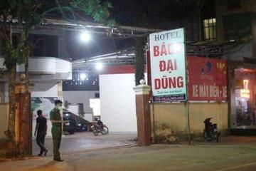 Hà Tĩnh: Điều tra nguyên nhân người đàn ông tử vong bất thường tại khách sạn