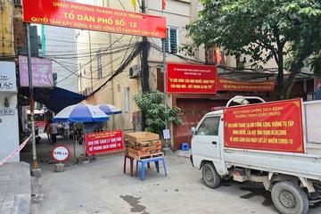 Quận Thanh Xuân đề xuất chuyển người dân ra khỏi ổ dịch Thanh Xuân Trung