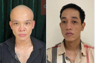 'Cặp bài trùng' rủ nhau cướp giật tài sản ở Hà Nội sa lưới