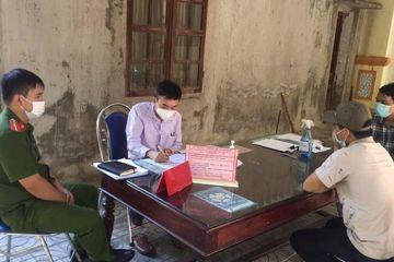 Hà Tĩnh: Xử phạt tài xế và chủ nhà nghỉ không chấp hành quy định phòng chống dịch