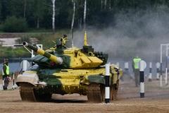 Kíp xe tăng số 2 của Belarus bứt phá, đội Việt Nam xếp vị trí thứ 9