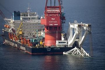 Gazprom thông báo 'nóng' về Nord Stream 2