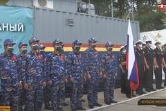 Đội tuyển Hải quân Việt Nam giành huy chương bạc tại Army Games 2021