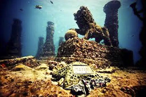 Những thứ rùng rợn phát hiện trong các chuyến khám phá đại dương