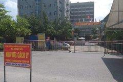 Dịch diễn biến phức tạp, Hà Nội tạm thời phong toả một bệnh viện