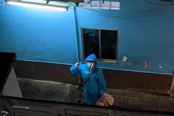 Từng là F0, nam sinh lớp 11 tình nguyện tham gia đội ATM oxy tại TP.HCM