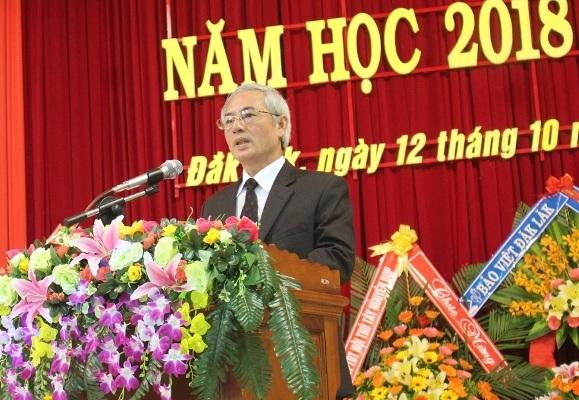 Trường cao đẳng sư phạm Đắk Lắk,điều tra,Nguyễn Trọng Hòa,Trần Văn Khương