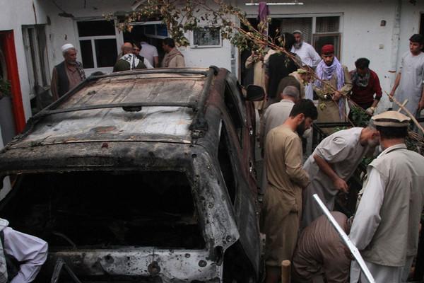 Đợt không kích trả thù IS của Mỹ tại Afghanistan trật 'mục tiêu'?