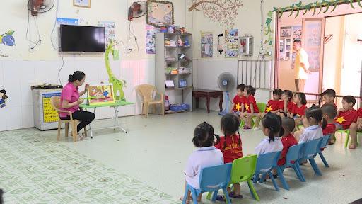 Bắc Giang hỗ trợ 160.000 đồng/tháng cho trẻ mầm non ngoài công lập