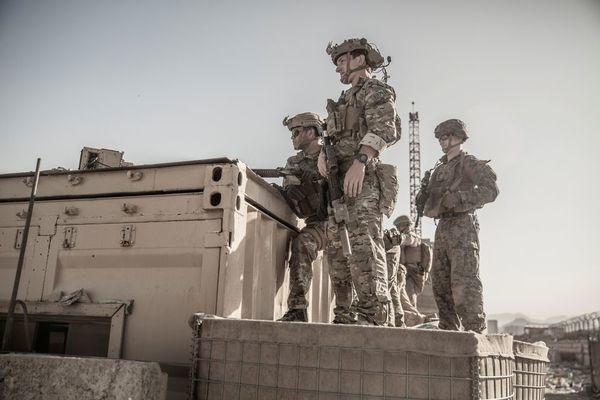 Mỹ bắn hạ 5 rocket phóng về sân bay Kabul, thủ phạm tấn công chưa lộ diện
